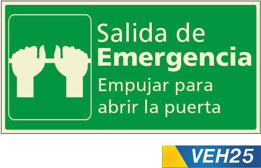 Señales de emergencias