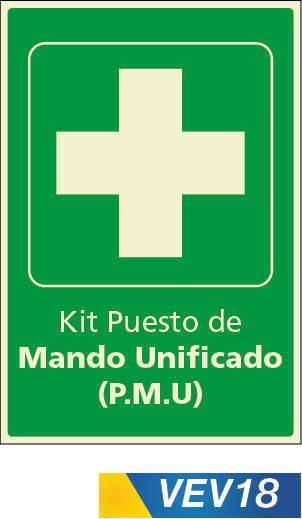 kit puesto de mando unificado
