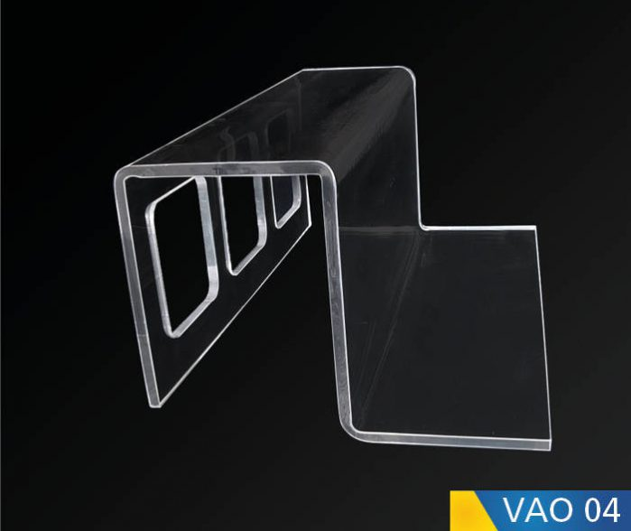 Caja en acrilico para Máquinas