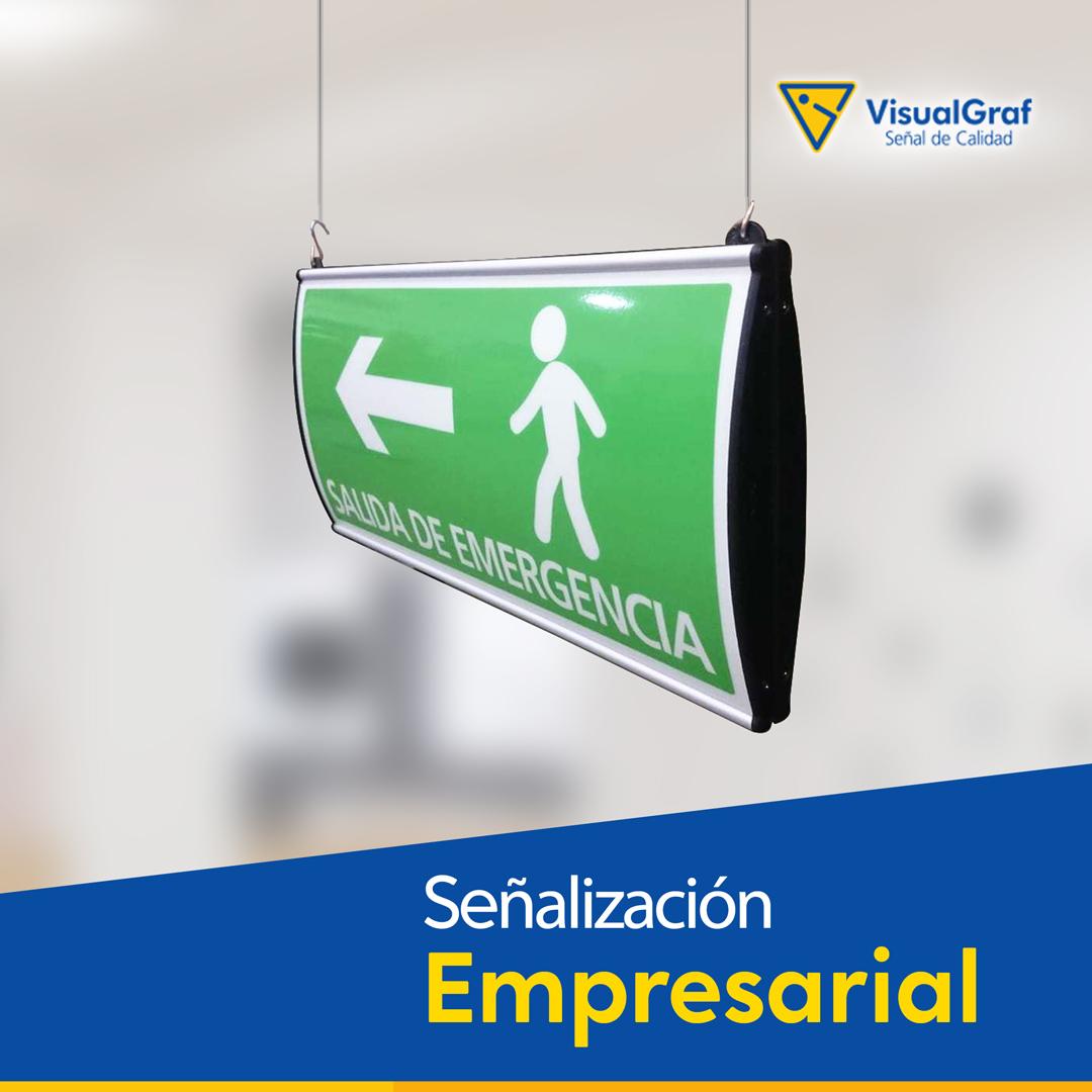 señalización empresarial