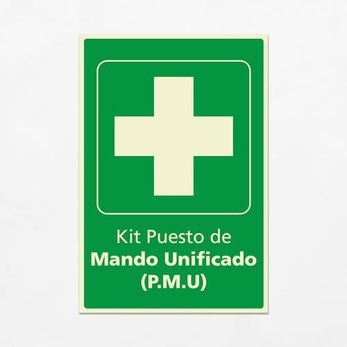 Señal Kit Puesto de Mando Unificado V