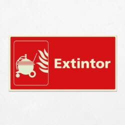 Señal Extintor VIH-03