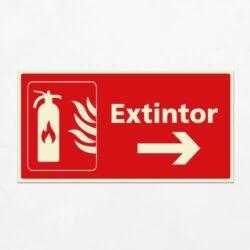 Señal Extintor VIH-04
