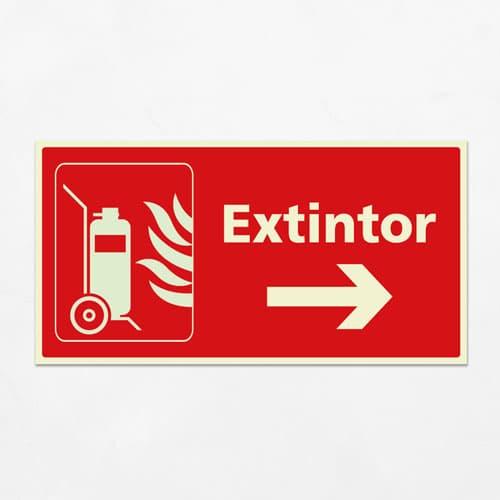 Señal Extintor VIH-06
