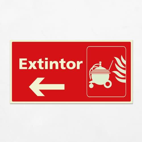 Señal Extintor VIH-09