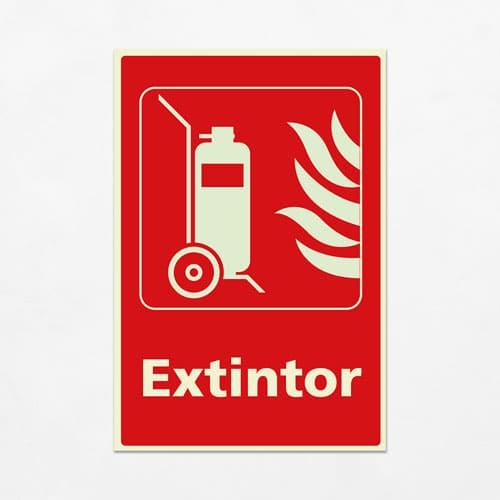 Señal Extintor VIV-02