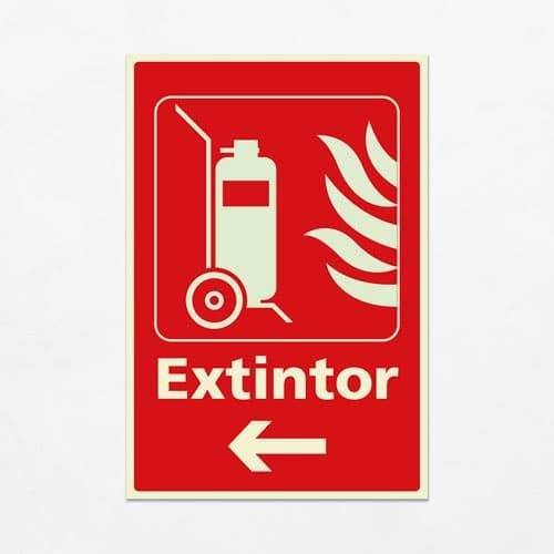 Señal Extintor VIV-05