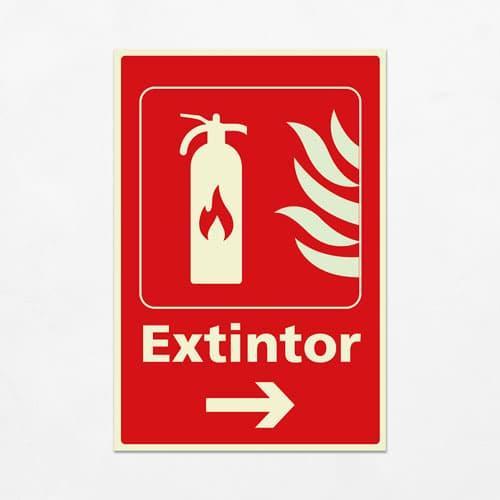 Señal Extintor VIV-06