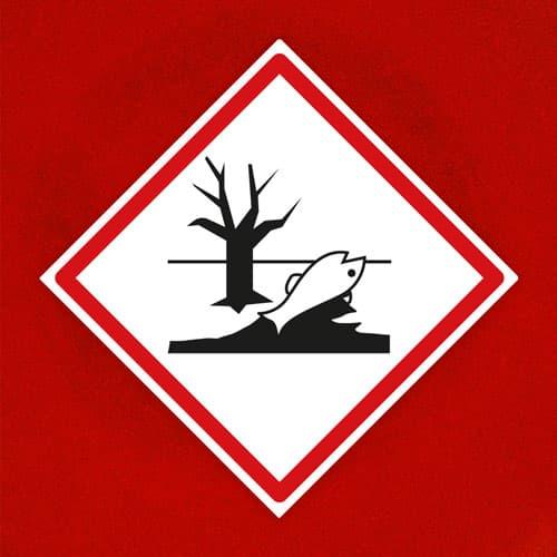 Señal Daño al Medio Ambiente