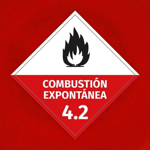 Señal Combustión Espontánea 4.2