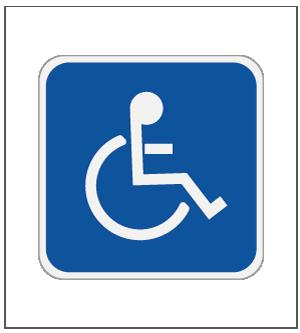 señales de tránsito invalidos