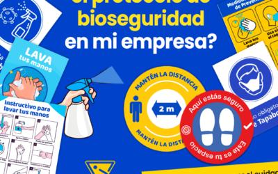 ¿Cómo implementar el protocolo de bioseguridad en mi empresa?